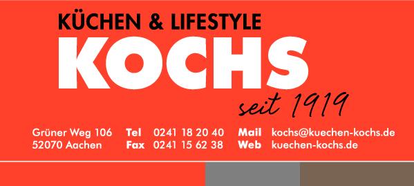 Möbel Kochs Gmbh Co Kg In Aachen In Das örtliche