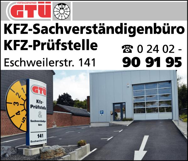 Anzeige ULS Gesellschaft für sichere Technik mbH GTÜ-Kfz-Prüfstelle Kfz-Sachverständige