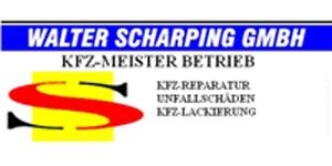 Kundenlogo von Walter Scharping GmbH KfZ-Reparatur & Lackierung
