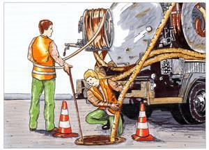 Kundenbild klein 1 RCS Rohr Cleaning Service GmbH Rohrreinigung