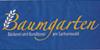 Kundenlogo von Bäckerei Baumgarten e.K. Inh.Dirk Baumgarten