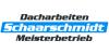 Kundenlogo von Dachdeckerei Schaarschmidt Dacharbeiten