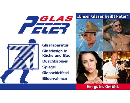 Kundenbild klein 1 Peter GmbH Glas & Rahmen Glaserei Glas Rahmen
