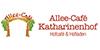 Kundenlogo von Allee-Café Katharinenhof Inh. Inga Fleth Hofcafé Hofladen