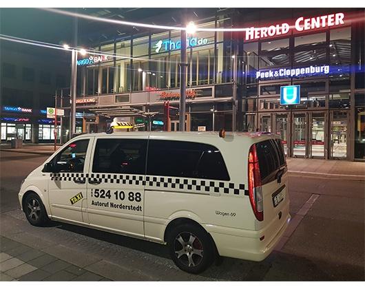 Kundenbild klein 7 Autoruf Norderstedt Taxibetrieb