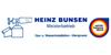 Kundenlogo von Bunsen GmbH, Heinz Sanitärtechnik