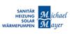 Kundenlogo von Mayer Michael Sanitär- und Heizungstechnik