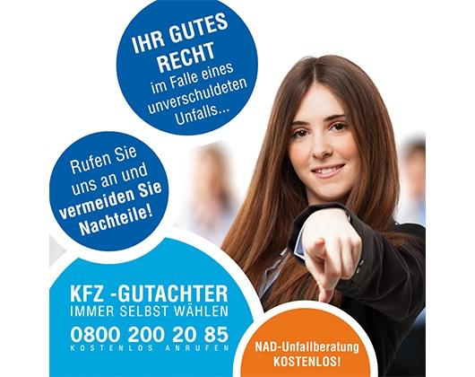 Kundenbild groß 1 Kfz Gutachter NAD Hamburg Kfz Sachverständigen Büro