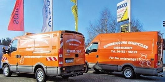 Kundenbild groß 1 Schnitzler Rohr & Kanalreinigung GmbH