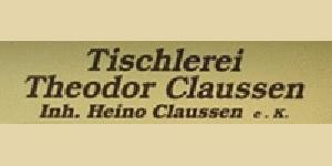 Kundenlogo von Claussen Theodor Tischlerei Inh. Heino Claussen e.K.
