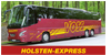 Kundenlogo von Holsten-Express Horst Voss Omnibusbetriebe GmbH