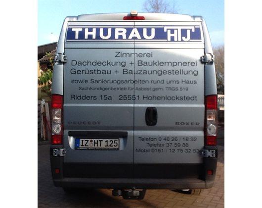 Kundenbild groß 1 Thurau Hans-Jürgen Zimmerei