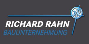 Kundenlogo von Richard Rahn Bauunternehmung GmbH