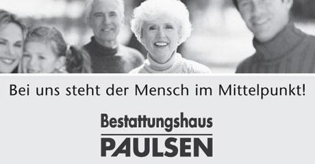 Kundenbild klein 1 Bestattungshaus Paulsen GmbH & Co. KG