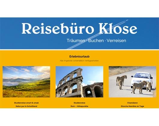 Kundenbild groß 1 Reisebüro Klose Inh. Bernd Klose