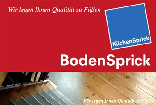 Kundenbild klein 1 Bodensprick GmbH Fußbodenbeläge