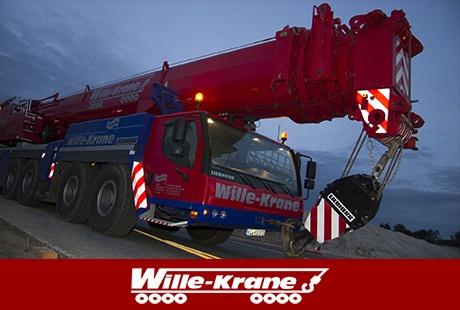 Kundenbild groß 1 Wille Krane GmbH