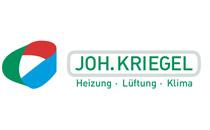 Kundenlogo von Kriegel Joh. Heizung- und Lüftungsbau