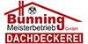 Kundenlogo von Dachdeckerei Bünning GmbH