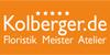 Kundenlogo von Blumenstudio Kolberger Meisteratelier