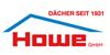 Kundenlogo von Dachdeckerei Howe GmbH