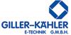 Kundenlogo von Giller-Kähler E-Technik GmbH