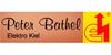 Kundenlogo von Peter Bathel Elektro GmbH