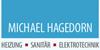 Kundenlogo von Hagedorn Michael Heizung- und Sanitärinstallation