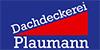 Kundenlogo von Dachdeckerei Plaumann