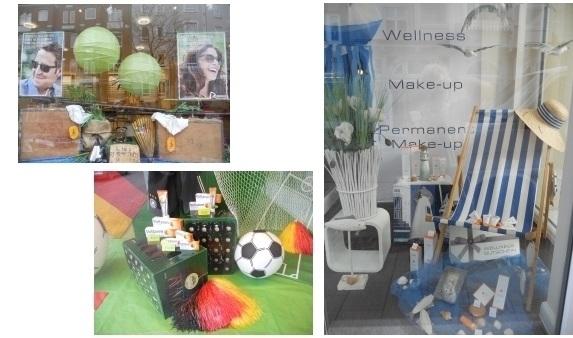 Kundenbild klein 3 mobile deko nicola kottas schaufenstergestaltung Dekorationen
