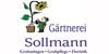 Kundenlogo von Gärtnerei Sollmann GmbH