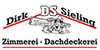 Kundenlogo von Dirk Sieling Zimmerei GmbH