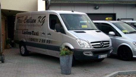 Kundenbild klein 2 Taxi-Callsen KG Taxi