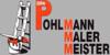 Kundenlogo von Pohlmann Dirk Malermeisterbetrieb