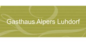 Kundenlogo von Alpers Gasthaus