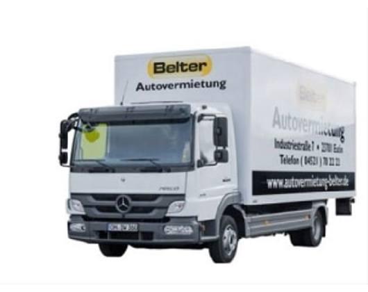 Kundenbild klein 5 Belter H. u. J. Inh. Sascha Belter e. K., Autovermietung