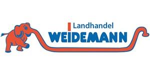 Kundenlogo von Chr. Weidemann e.K. Landhandel,  Heizöl + Futtermittel