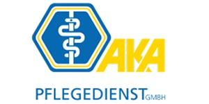 Kundenlogo von AKA Pflegedienst GmbH