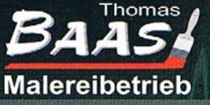 Kundenlogo von Baas Thomas Malereibetrieb