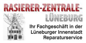 Kundenlogo von Rasierer-Zentrale-Lüneburg Inh. Michael Kalb