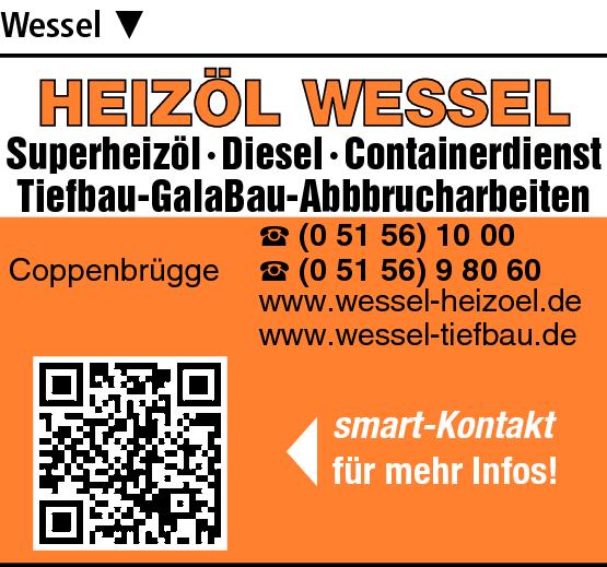 Anzeige Wessel Dirk Hoch- und Tiefbau