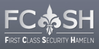 Kundenlogo First Class Security Hameln Oliver Robertson First Class Security
