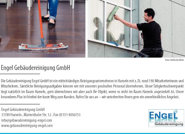 Gebäudereinigung Engel GmbH in Hameln ⇒ in Das Örtliche