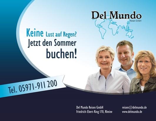 Del Mundo Reisen Gmbh Reisebüro In Rheine In Das örtliche