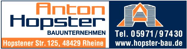 Bauunternehmen Rheine hopster anton bauunternehmen in rheine in das örtliche