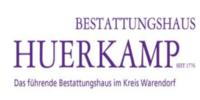 Kundenlogo Huerkamp Bestattungen GmbH