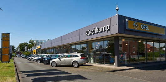 Kundenbild klein 1 Autohaus Rüschkamp GmbH & Co. KG Franz
