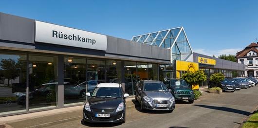 Kundenbild klein 2 Autohaus Rüschkamp GmbH & Co. KG Franz