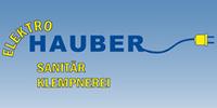 Kundenlogo Hauber Siegfried Elektro