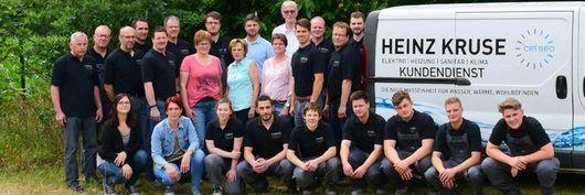 Kundenbild groß 1 Kruse Heinz GmbH Sanitär-u.Heizungsinstallation